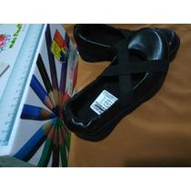 Zapatos Escolares De Niña Marca Vita Kids. Talla 26.