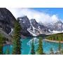 Moraine Lake Banff Parque Nacional - Canadá - Lámina 45x30cm