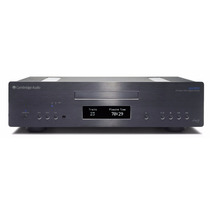 Cambridge Audio 851c Cd Player E Dac High End Prata Ou Preto