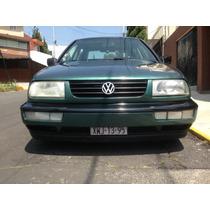 Volkswagen Jetta 4p Gls Carat 5vel A/a Piel 1995