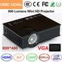 Proyector Led Unic Uc40, Hdmi, 1080p, Usb, 800 Lumen