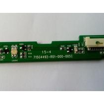 Conjunto Sensor Sony Kdl-40bx425 Cod715g4492-r01-000-005i