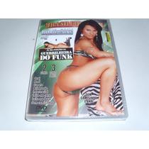 Dvd Porno Guerrilheira Do Funk Brasileirinhas