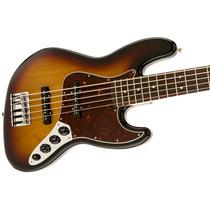 Contrabaixo Dlx Active Jb V Sb Fender 013-6860-332