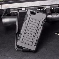 Case Funda Uso Rudo Protector Tipo Survivor Sony E4g E2006