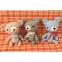Amigurumis Animalitos Tejidos Al Crochet Nacimiento Souvenir