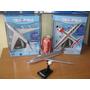 Grandes Aviones Y Jets Modernos Varios Modelos Marca New Ray