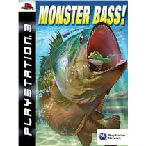 Monster Bass Pescaria Ps3 Psn Midia Digital Original