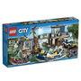 Estación De Policía De Lego City Police Pantano
