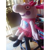 Peluche Peppa Pig Gigante 75 Cm Somos Tienda