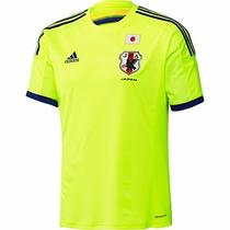 Jersey Adidas Seleccion De Japon De Visitante No Clones
