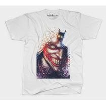 Minko - Playera The Joker, Batman. Excelente Calidad