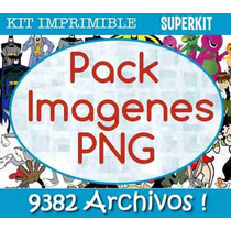 Kit Imprimible Pack Imagenes Patrones Fondos Fiesta Candy