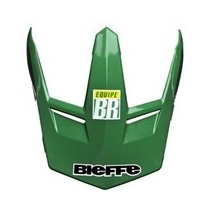 Pala Do Capacete Bieffe 3 Sport Rally Br Verde