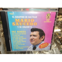 Mario Saucedo 12 Exitos Originales Cd