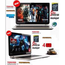Toshiba Pro Core I7 6700hq 3.6ghz,gforce 950gtx 4gb,12gb,ram