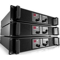 E-sound Linea Swx-8.0 Amplificador De Potencia Profesional