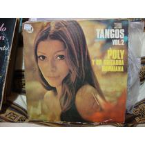 Vinilo Poly Y Su Guitarra Hawaiana Tangos 2