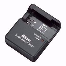 Carregador Nikon Mh-23 P/bateria En-el9a D40 D5000 D3000