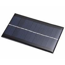 Panel Solar 6v 1w - Celda Solar Ideal Para Proyectos!