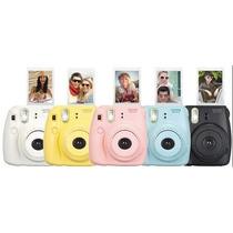 Fujifilm Instax Mini 8 Camara Instantanea + Rollo De 10 Free