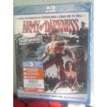 Blu Ray Evil Dead Despertar Del Diablo 3 Army Of Darkness