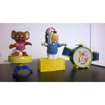 Jerry Y Droopy The Tom & Jerry Band Hanna-barbera Vintage