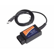 Escaner Obd Obd2 Cable Verificacion 2016 Cable Pc V2.1