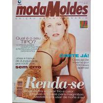Revista Xuxa Moda Moldes