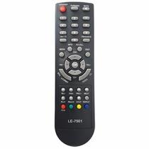 Controle Remoto Conversor Digital Top Tiva Pvr1000 1001 1002