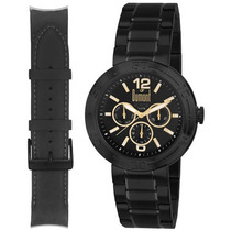 Relógio Dumont Masculino Troca Pulseiras Rotor Du6p29abj/4c