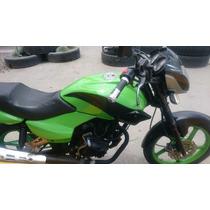 Nitrox 125 R Verde