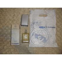 Perfume Del Real Madrid De España (110 Cm3)(importado)