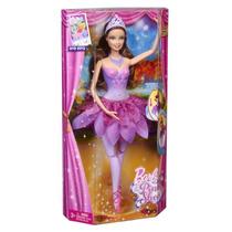 Barbie E As Sapatilhas Mágicas Odette Bailarina Articulada