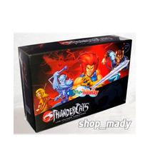 Thundercats Temporada 1 Y 2 Serie Completa En Español Latino