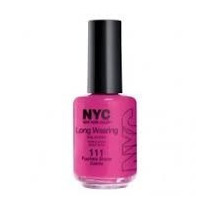 Esmalte Nyc Long Wearing Cor 111 Fuchsia Shock Creme
