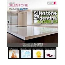 Mesada Silestone Original . Oficial Silestone Argentina.