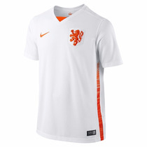Jersey Selección Holanda Visitante Temporada 2015-2016 Nike
