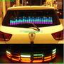 Led Luz Ecualizador Automatico Auto Tunning 90 X 10 Bajos