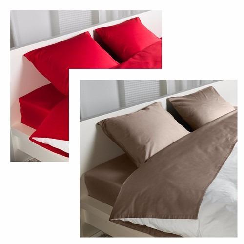 Juego De Sabanas Individuales Ikea Varios Colores Gaspa 65000 - Colores-ikea