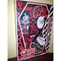 Monster High Ghoulia Yelps 1a. Edicion