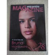 Revista Mirantte Magazine Bruna Marquezine Ano 2012 N°28