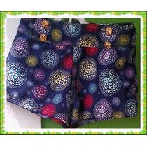 Shores De Damas Short Playeros Pantalones
