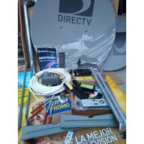 Kit Directv Prepago 90 Mejor Que 76 Y 60 Garantía Satshoptv