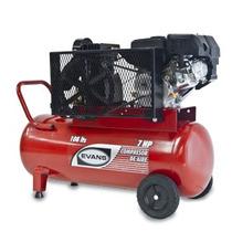 Compresor Lubricado A Gasolina 7 Hp 108 L Evans Oferta