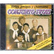 Conjunto Ivoti - Entre Amigos Y Chamame - Los Chiquibum