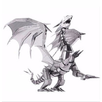 Anime D-mcark 3d Metal Art Metal Works Laser Cut Dragon