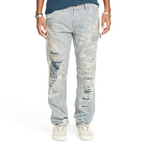 Jeans Ralph Lauren Denim & Supply Pantalón Mezclilla