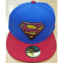 Gorras New Era Super Man