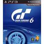 Gran Turismo 6 Playstation 3 Original Fisico Nuevo Sellado